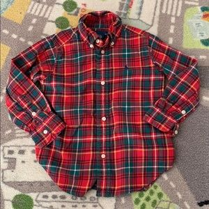 Ralph Lauren Button Up Shirt
